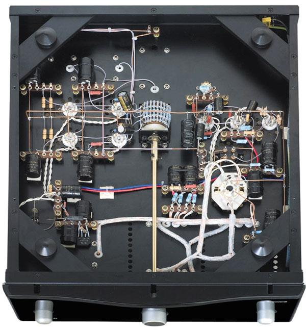 音响前级红外手动控制器66接线图